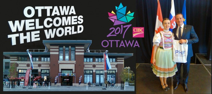Ottawa welcomes the world 2017