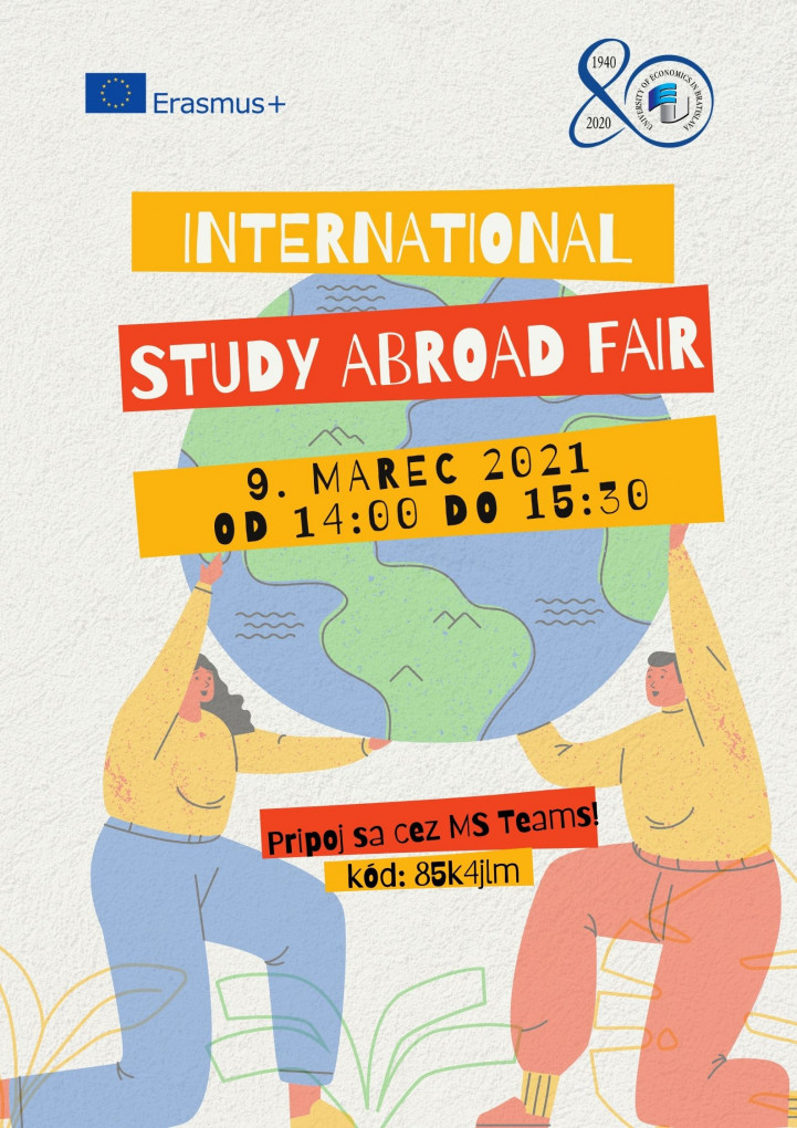 International Study Abroad Fair 2021